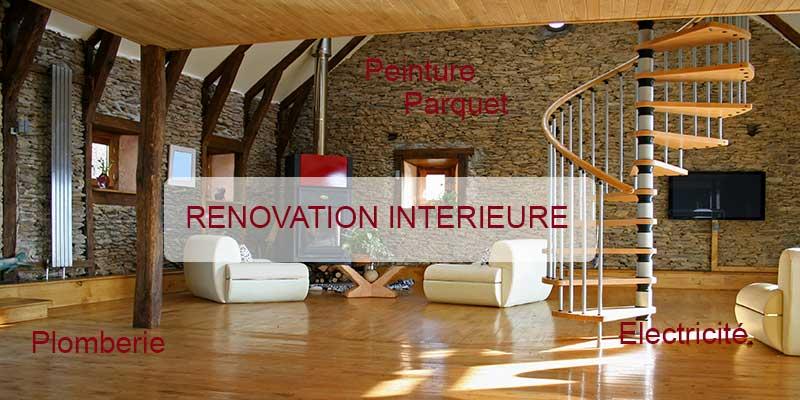 renovation interieure